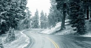 žiema kelias